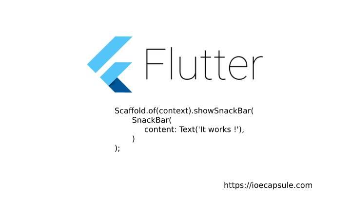 flutter-scafold-from-context